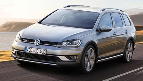 VW Golf Alltrack VW Golf Alltrack
