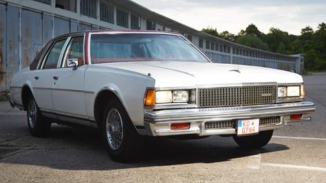 Chevrolet Caprice Serie 1B ´76