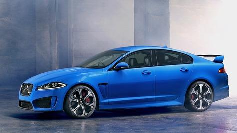 Jaguar XFR-S Jaguar XFR-S