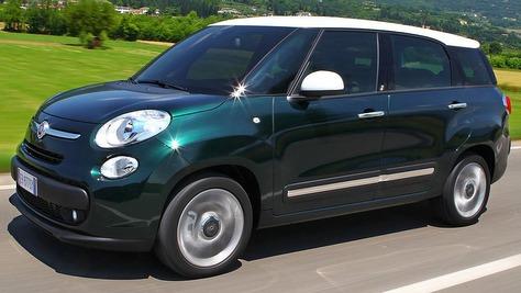 Fiat 500L Fiat 500L