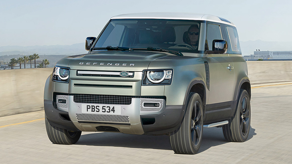 Land Rover Defender VI