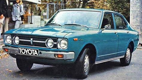Toyota Carina A12