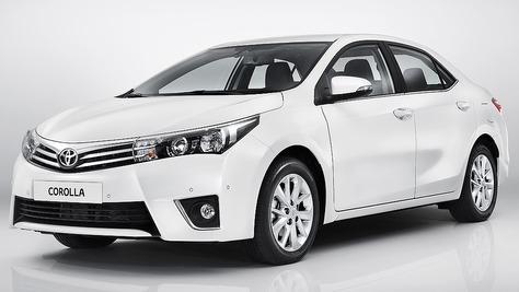 Toyota Corolla E14
