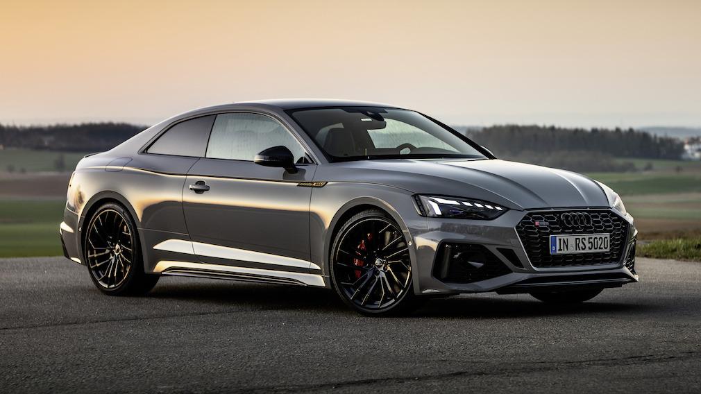 Audi RS 5 F5