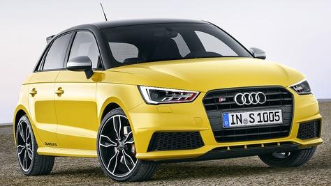 Audi S1 Sportback Audi S1 Sportback