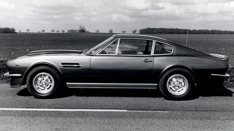 Aston Martin V8 Serie III