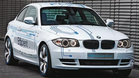 BMW ActiveE BMW ActiveE