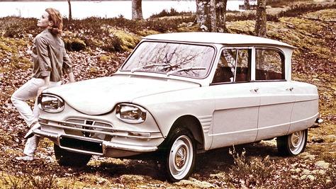 Citroën Ami 6 Citroën Ami 6