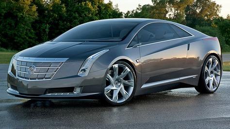 Cadillac ELR Cadillac ELR