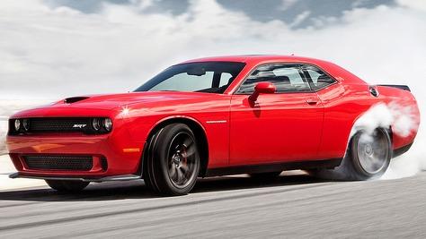 Dodge Challenger SRT Dodge Challenger SRT