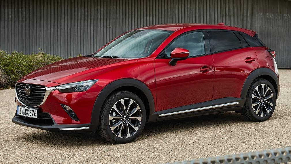 Mazda CX-3 Mazda CX-3