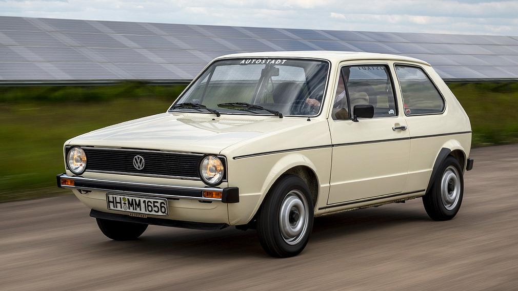 VW Golf I (Typ 17) © Martin Meiners / AUTO BILD