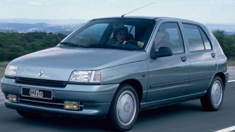 Renault Clio I Typ 57