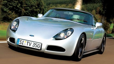 TVR T350C TVR T350C