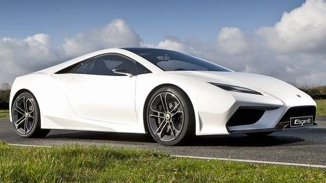 Lotus Esprit II