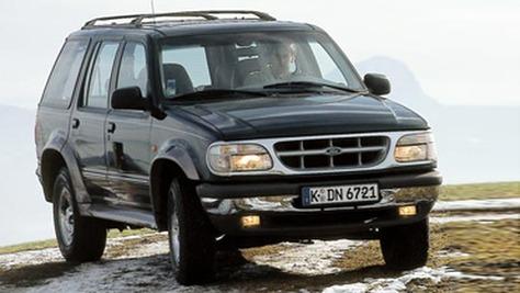 Ford Explorer 2