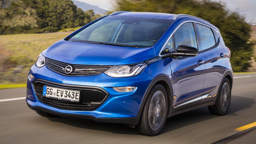 Opel Ampera-e Opel Ampera-e