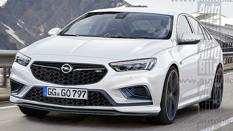 Opel Insignia OPC B