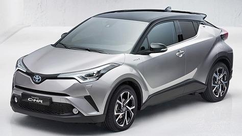 Toyota C-HR Toyota C-HR