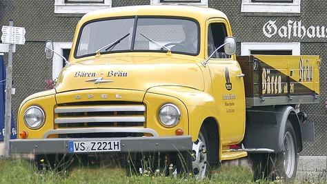 Opel Blitz Gen. 2