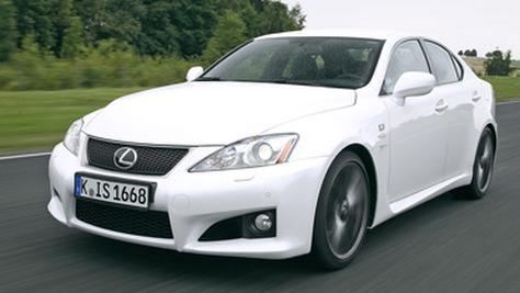 Lexus IS F Lexus IS F