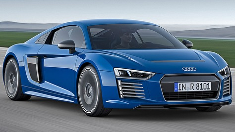 Audi R8 e-tron Audi R8 e-tron