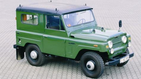 Nissan Patrol Serie 60