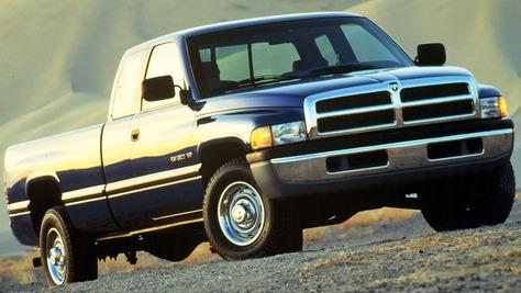 Dodge Ram BR