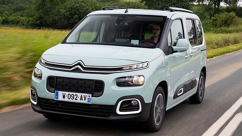 Citroën Berlingo III