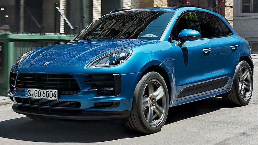 Porsche Macan Porsche Macan © Werk