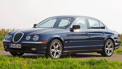 Jaguar S-Type Jaguar S-Type