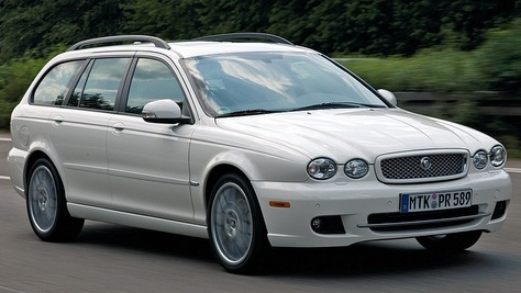 Jaguar X-Type Jaguar X-Type