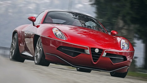 Alfa Romeo Disco Volante Alfa Romeo Disco Volante