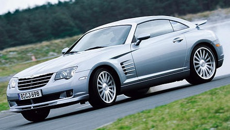 Chrysler Crossfire SRT Chrysler Crossfire SRT