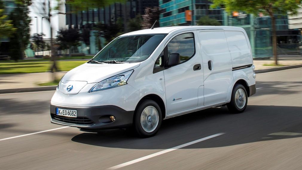 Nissan e-NV200 Nissan e-NV200