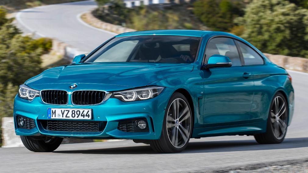 BMW 4er I