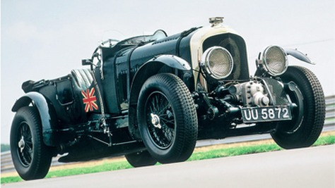 Bentley 4½ Litre Bentley 4½ Litre