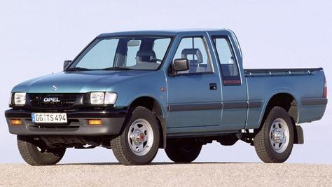 Opel Campo Opel Campo