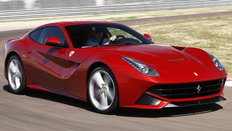 Ferrari F12 Berlinetta Ferrari F12 Berlinetta