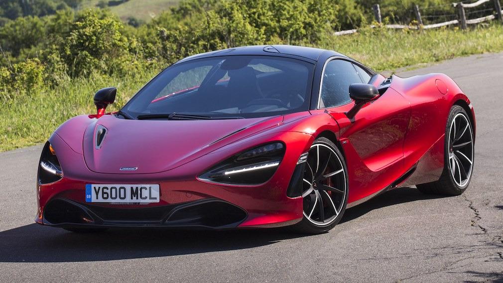 McLaren 720S McLaren 720S