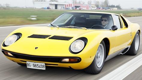 Lamborghini Miura Lamborghini Miura