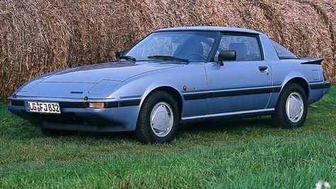 Mazda RX-7 FB2
