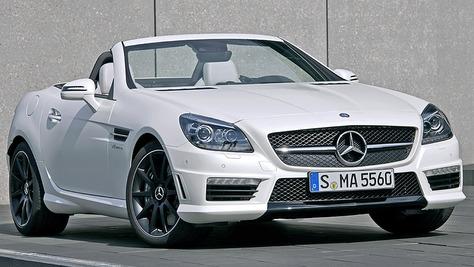 Mercedes-AMG SLC