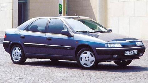 Citroën Xantia Citroën Xantia