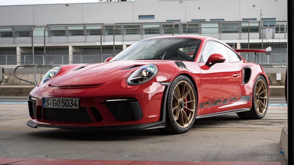 Porsche 911 GT-Modelle 991
