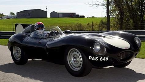 Jaguar D-Type Jaguar D-Type