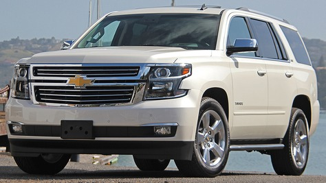 Chevrolet Tahoe GMT2UC