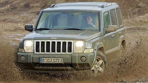 Jeep Commander Jeep Commander