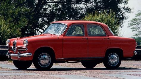 Alfa Romeo Giulietta I