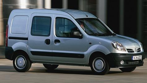 Nissan Kubistar Nissan Kubistar